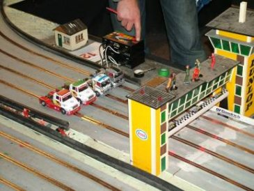 Home Farm Slot Car Circuit, Liphook, Hampshire, UK